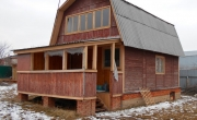 Демонтаж дома и фундамента в Ступинском районе 1