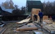 Демонтаж во Внуково