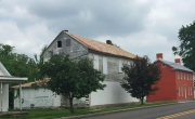 Демонтаж дома и фундамента в Одинцовском районе 1