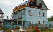 Демонтаж дома и фундамента в Истринском районе 1